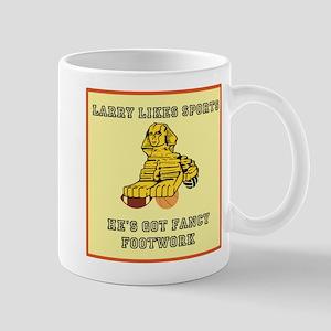Larry likes Sports Mug