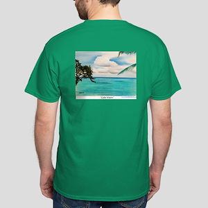 Calm Waters Dark T-Shirt