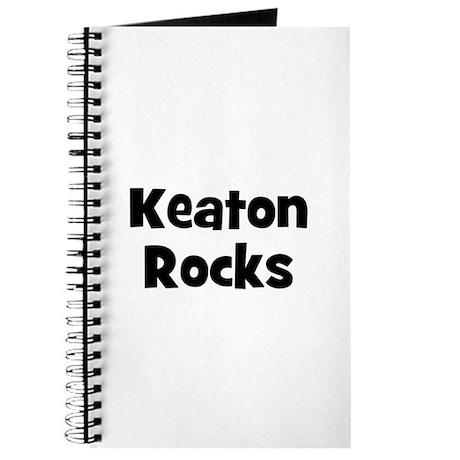 Keaton Rocks Journal