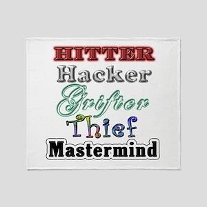 HHGTM Throw Blanket
