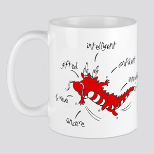 Chinese Birth Sign (Dragon) Mug