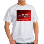 Build The Wall Light T-Shirt