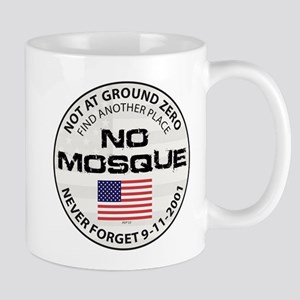 No Mosque At Ground Zero Mug