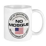 No Mosque At Ground Zero Mug