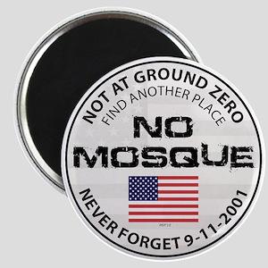 No Mosque At Ground Zero Magnet