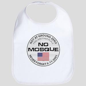 No Mosque At Ground Zero Bib