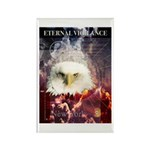 Eternal Vigilance Rectangle Magnet (10 pack)