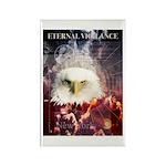 Eternal Vigilance Rectangle Magnet (100 pack)