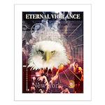 Eternal Vigilance Small Poster