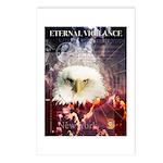 Eternal Vigilance Postcards (Package of 8)