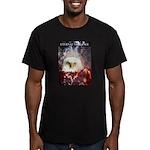 Eternal Vigilance Men's Fitted T-Shirt (dark)