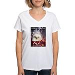 Eternal Vigilance Women's V-Neck T-Shirt