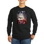 Eternal Vigilance Long Sleeve Dark T-Shirt