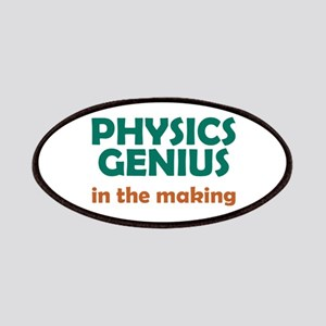 Physics Genius in the Making Patches