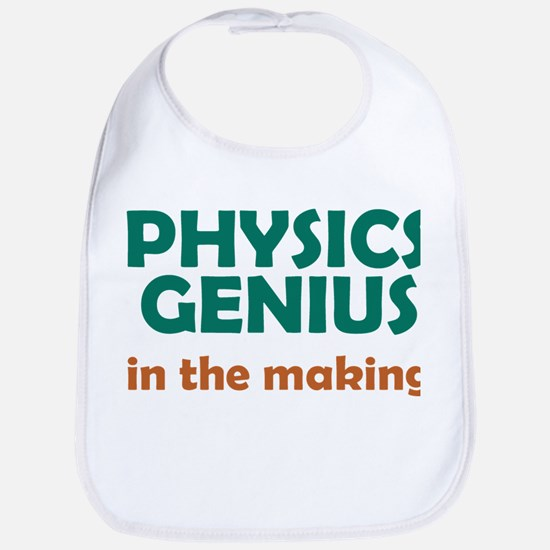 Physics Genius in the Making Bib