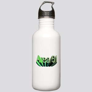 area 51 Stainless Water Bottle 1.0L