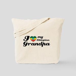 I love My Ethiopian Grandpa Tote Bag