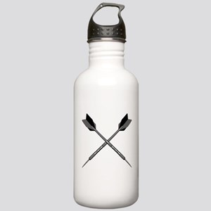 Crossed Darts Stainless Water Bottle 1.0L