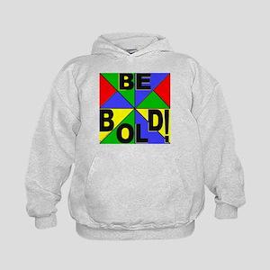 Be Bold Pop Art Kids Hoodie