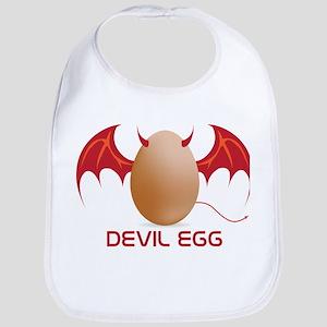 Devil Egg Bib