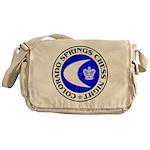 Colorado Springs Chess Night Messenger Bag