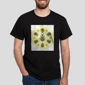 Bee Hive Dark T-Shirt