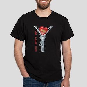 Zipper Club Dark T-Shirt