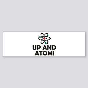 Up and Atom Sticker (Bumper)