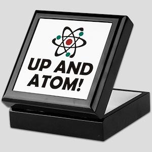Up and Atom Keepsake Box