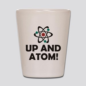 Up and Atom Shot Glass