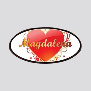 Magdalena Valentines Patches