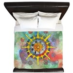 Celtic Stargate King Duvet Cover