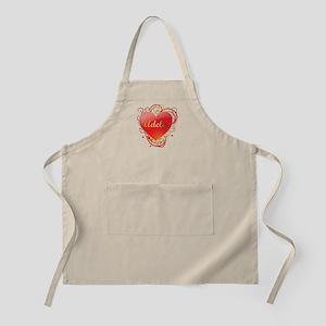 Adela Valentines Apron