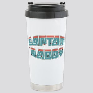 Captain daddy Stainless Steel Travel Mug