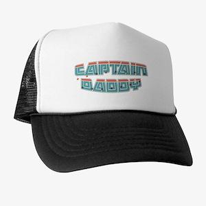 Captain daddy Trucker Hat