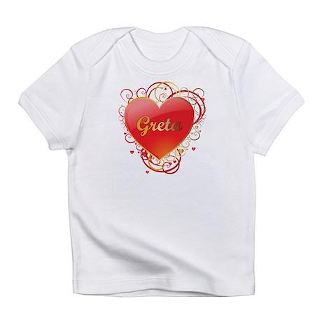 Greta Valentines Infant T-Shirt