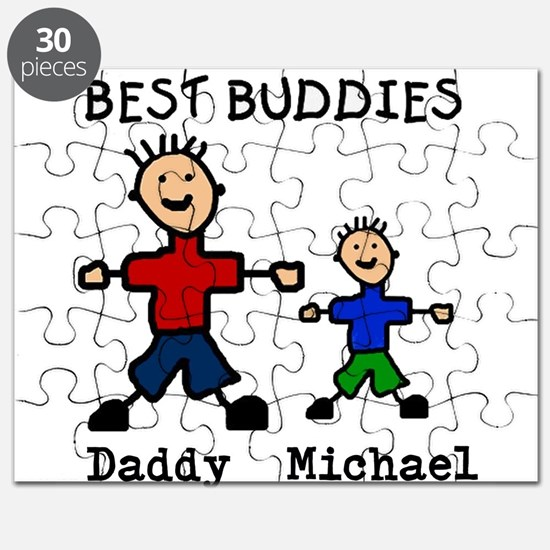 Cute New dad Puzzle