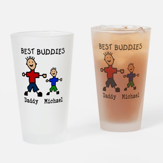 Unique Fathers day Drinking Glass