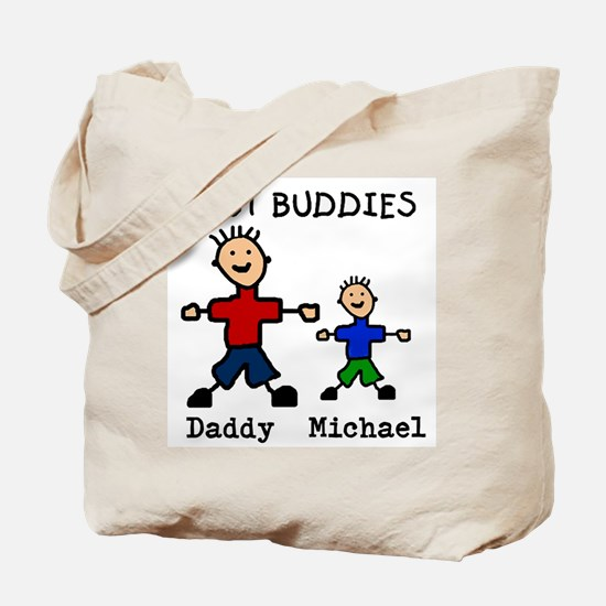 Cool Fathers day Tote Bag