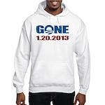 GONE 1.20.2013 Hooded Sweatshirt