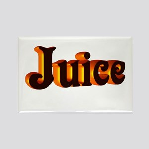 juice Rectangle Magnet