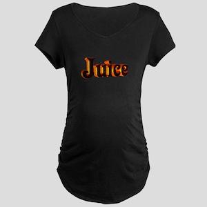 juice Maternity Dark T-Shirt