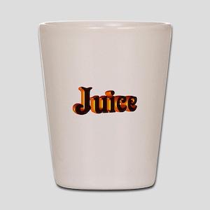 juice Shot Glass