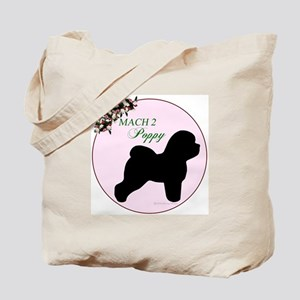 MACH2 Poppy in Pink Tote Bag