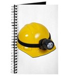 Hard Hat with Lamp Journal