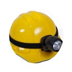 Hard Hat with Lamp 3.5