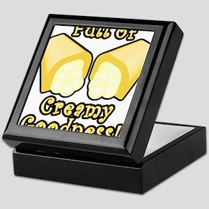 Full of Creamy Goodness Keepsake Box