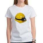 Hard Hat with Lamp Women's T-Shirt
