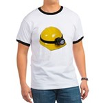 Hard Hat with Lamp Ringer T