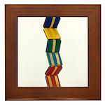 Jacobs Ladder Framed Tile